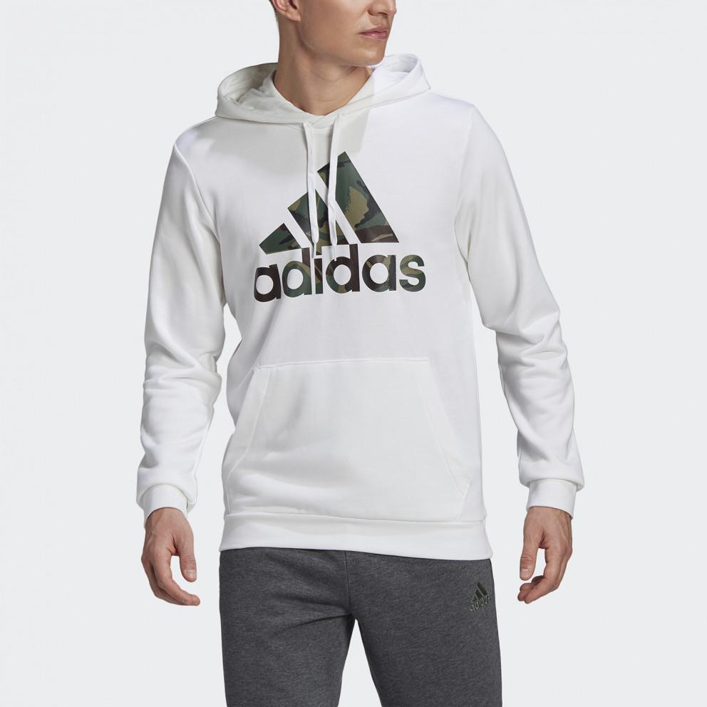 adidas Performance Camouflage Ανδρικό Φούτερ με Κουκούλα