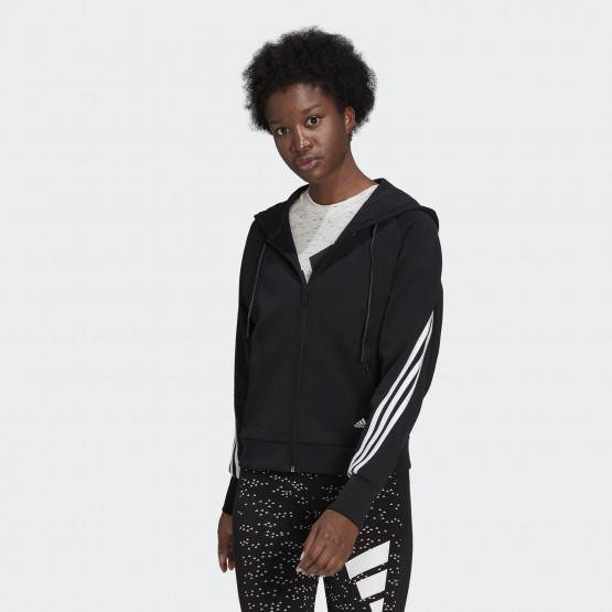adidas Performance Wrapped 3-Stripes Γυναικεία Ζακέτα