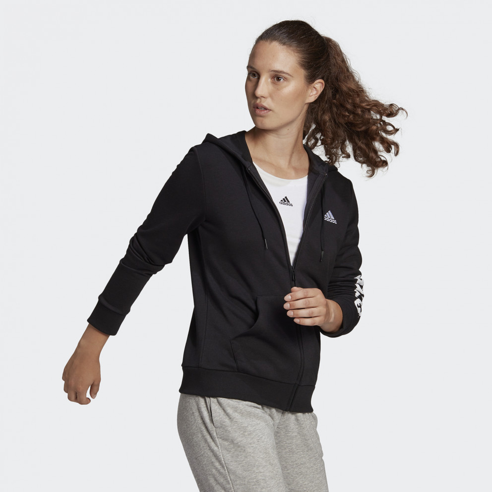 adidas Performance Essentials Logo Γυναικεία Ζακέτα