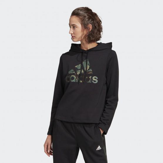 adidas Performance Essentials Camouflage Logo Women's Hoodie