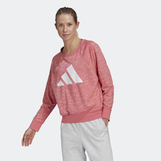 adidas Performance Sportswear Winner Badge of Sports Γυναικείο Φούτερ