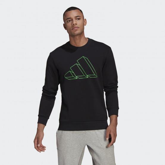 adidas Performance Sportswear Graphic Ανδρικό Φούτερ