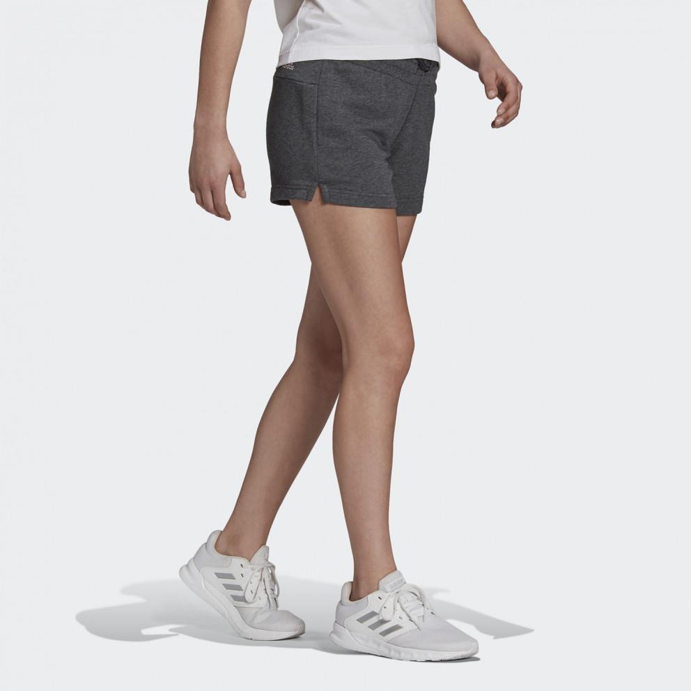 adidas Performance Essentials Slim Logo Γυναικείο Σορτς