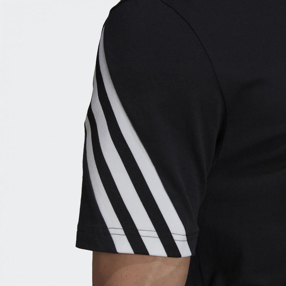 adidas Performance Sportswear 3-Stripes Tape Ανδρικό T-Shirt