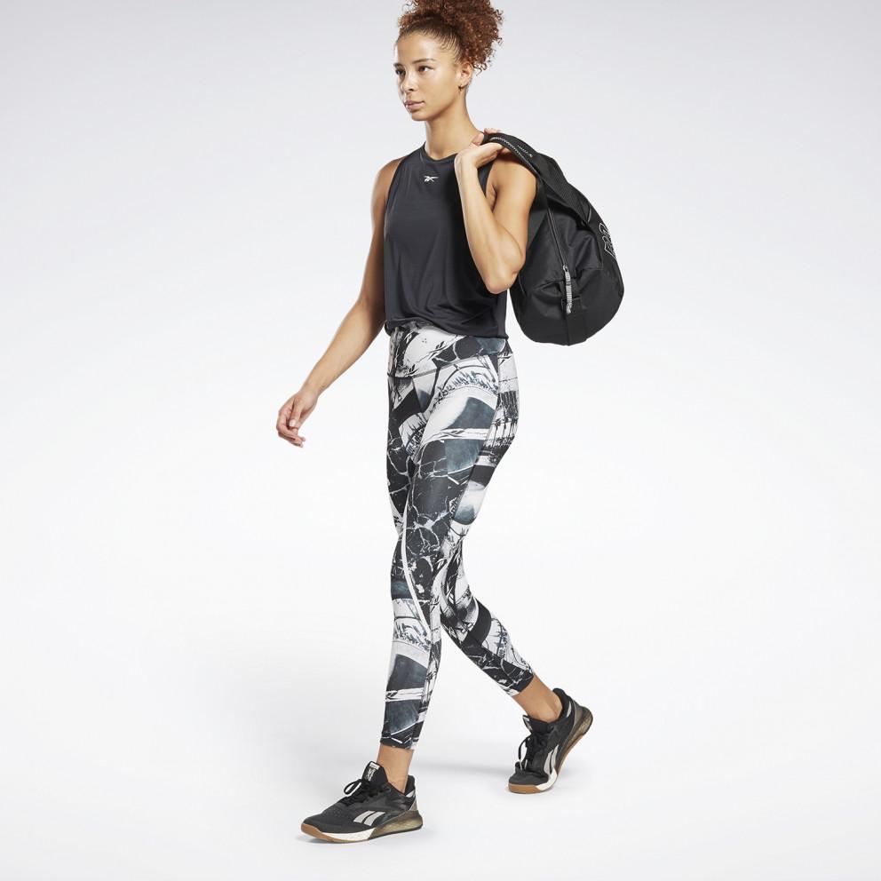 Reebok Sport Workout Ready Printed Γυναικείο Κολάν