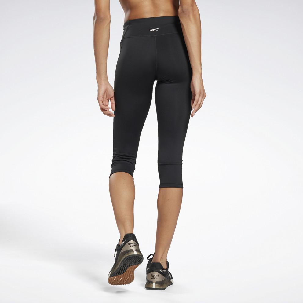 Reebok Workout Ready Capri Γυναικείο Κολάν
