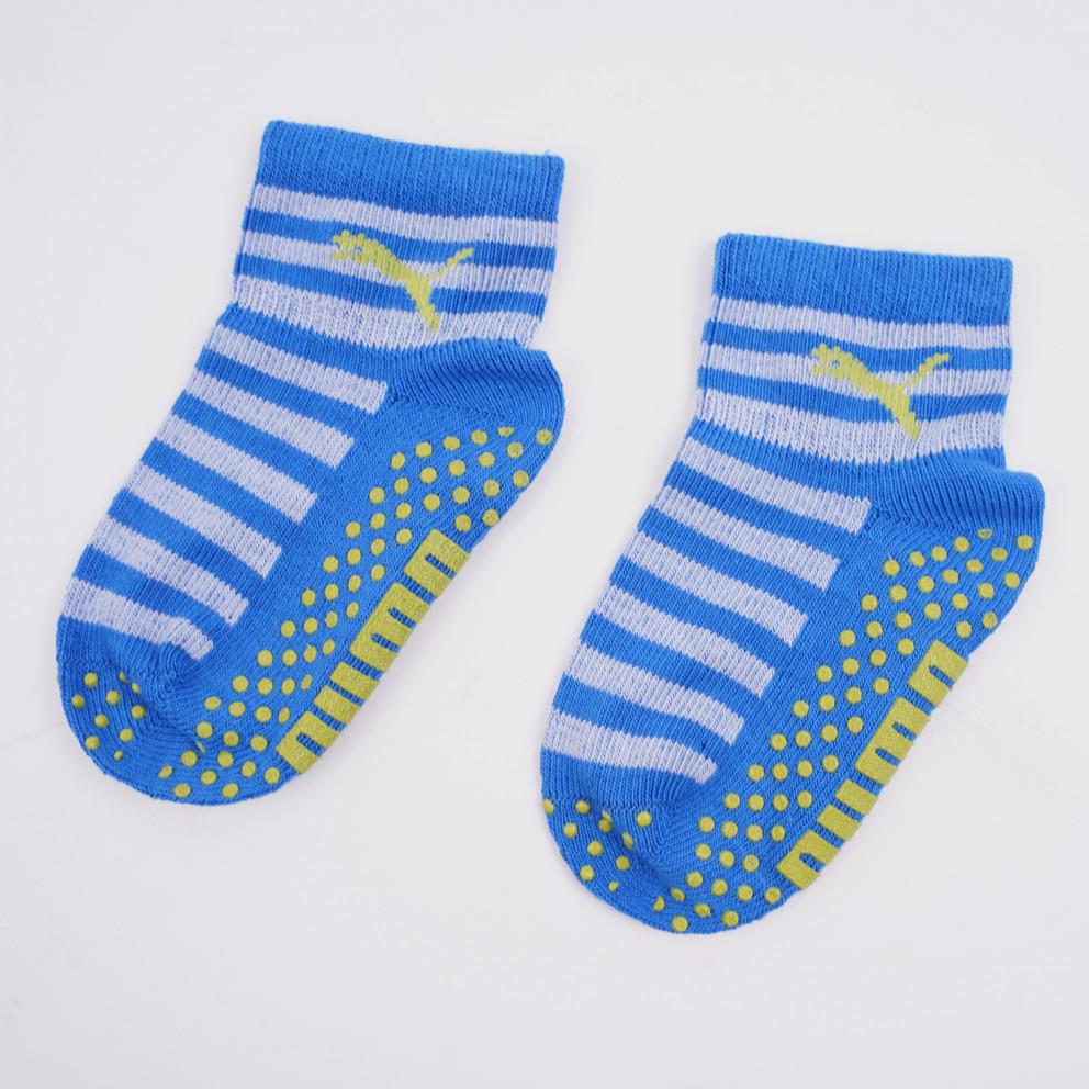 Puma Baby Anti-Slip Socks Βρεφικές Κάλτσες