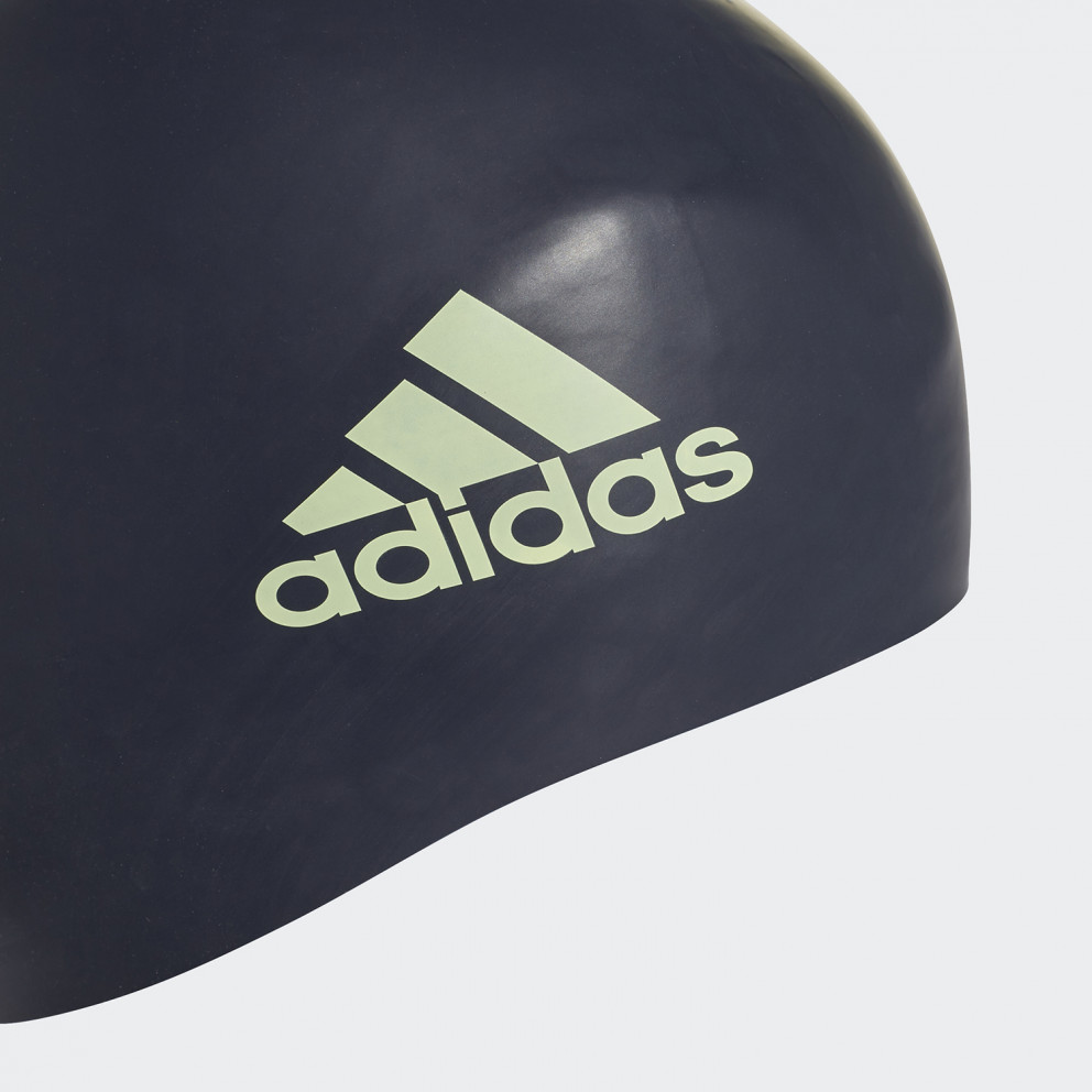 adidas Performance  3-Stripes Silicone Παιδικός Σκούφος Κομύμβησης