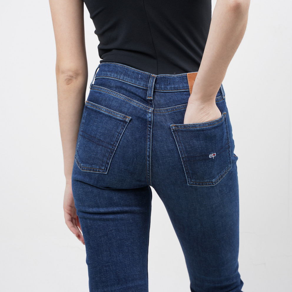 Tommy Jeans Izzy Hr Slim Ankle Hdbcf