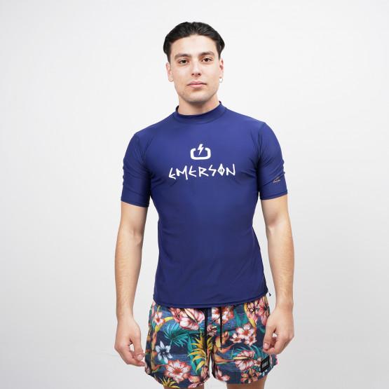 Emerson Rashguards UV Ανδρική Μπλούζα