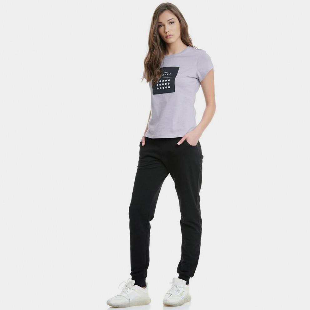 BodyTalk Γυναικείο Αθλητικό Slim Παντελόνι Με Λάστιχο