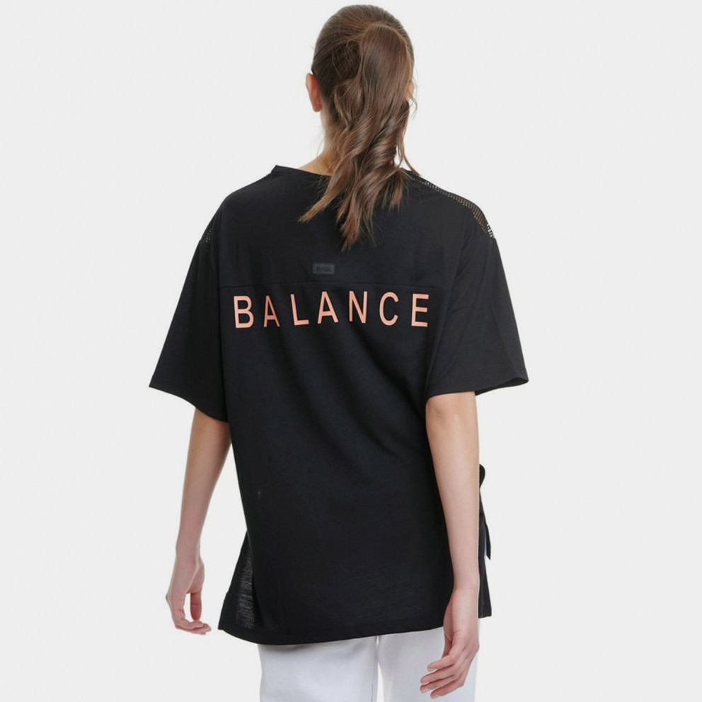 BodyTalk Perfect Balance Γυναικεία Οversized Μπλούζα