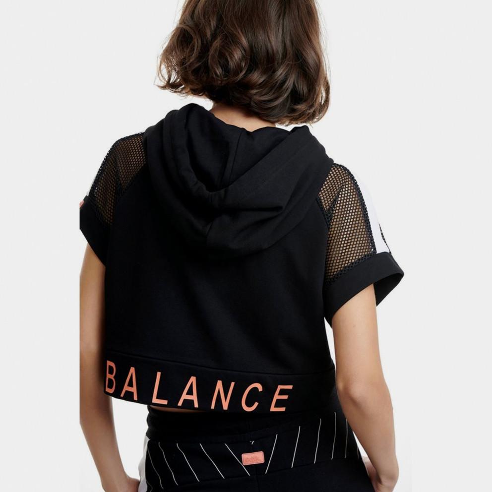 BODYTALK Perfect Balance Cropped Γυναικείο Φούτερ