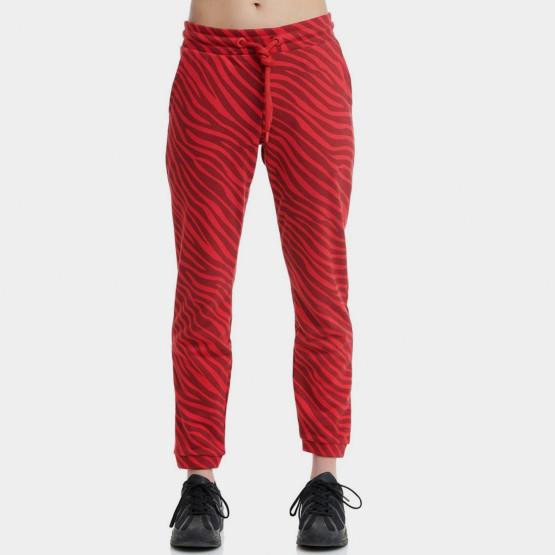 BodyTalk Women's Jogger Pants Primalinstict All Over Printed