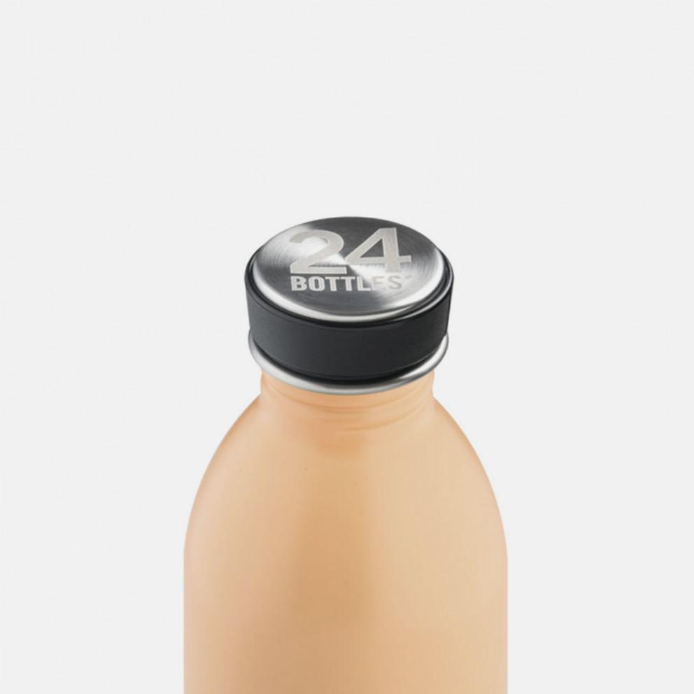 24Bottles Urban Peach Orange Ανοξείδωτο Μπουκάλι 250ml