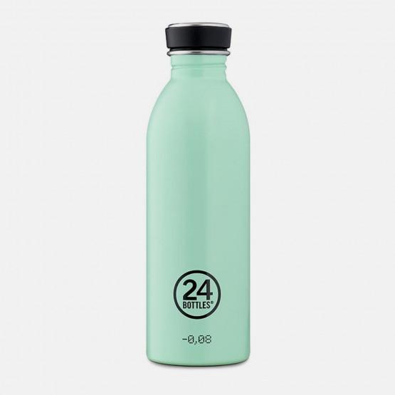 24Bottles Urban Stainless Steel Bottle Aqua Green 500ml