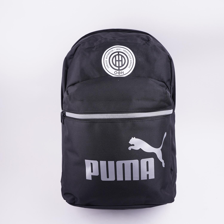 Puma x OFI Crete F.C. Core Base College Γυναικείο Σακίδιο Πλάτης 21L (9000064572_22489)