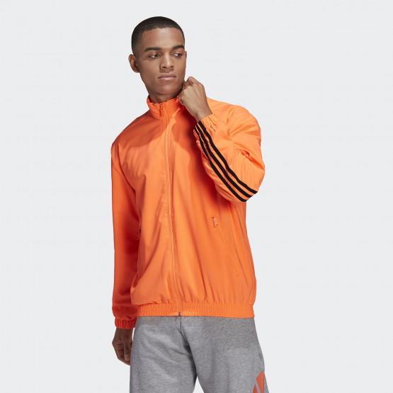 adidas Ανδρικό Sportswear Woven 3-Stripes Track Top Ανδρική Ζακέτα