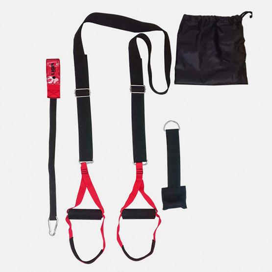 ZEUS Gym Suspension Trainer (Λαστιχα Trx)
