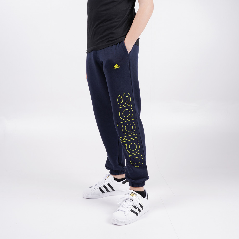 adidas Performance Essentials French Terry Παιδικό Παντελόνι Φόρμας