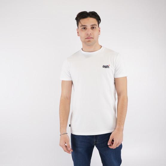 Superdry Organic Cotton Vintage Men's T-shirt