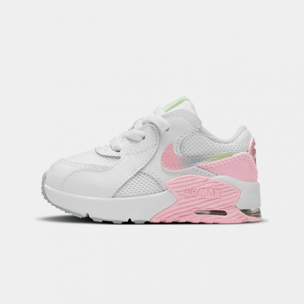 Nike Air Max Excee Toddlers' Shoes White CW5830-100