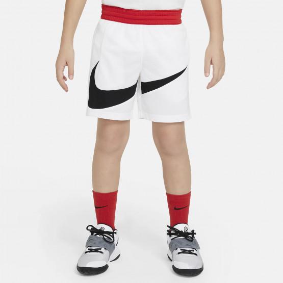 Nike Dri-FIT Παιδικό Σορτς για Μπάσκετ