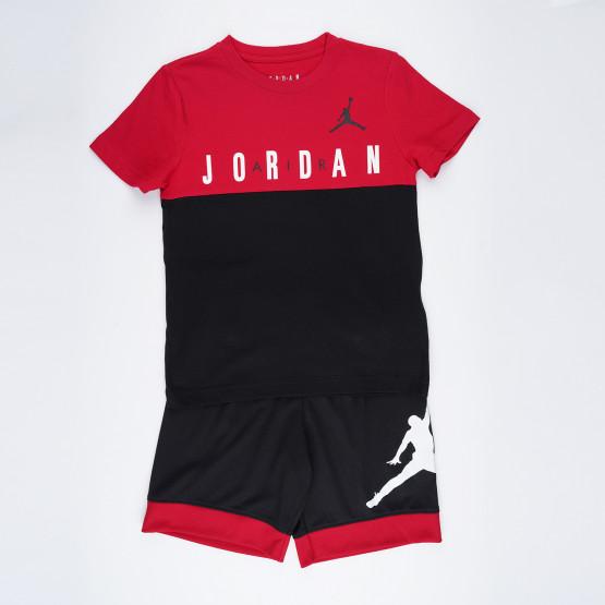 Jordan Jumpman Big Block Παιδικό Σετ