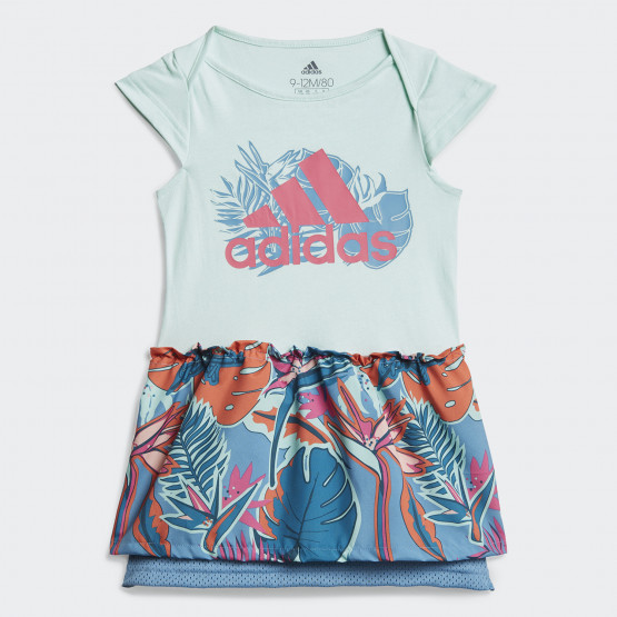 adidas I Flower Dress Βρεφικό Φόρεμα