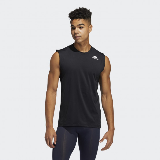 adidas Performance Techfit Sleeveless Fitted Men's T-shirt
