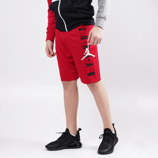 Jordan Jumpman Vert Mesh Παιδικό Σορτς Για Μπάσκετ
