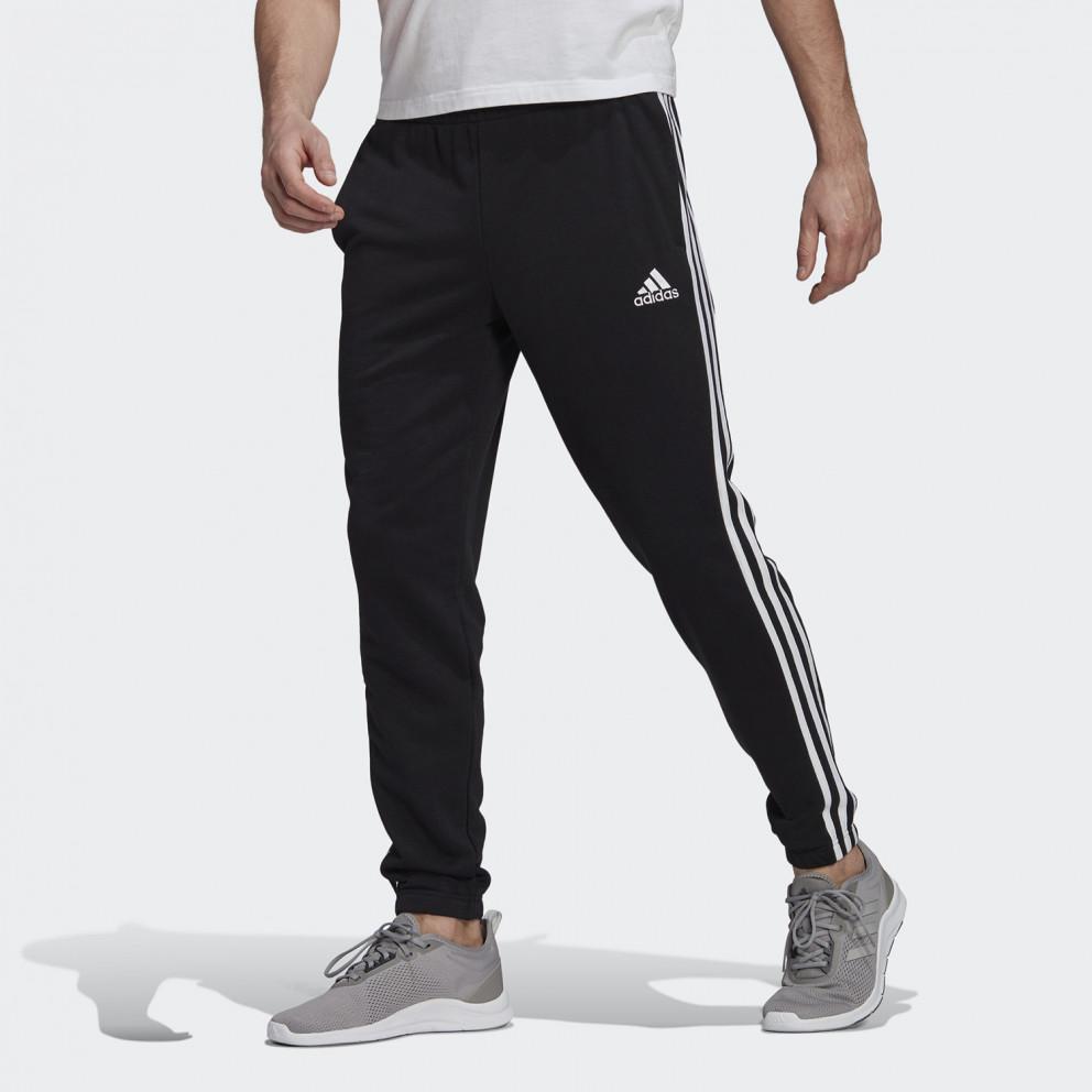 adidas Performance Essentials 3-Stripes Jersey Ανδρική Φόρμα