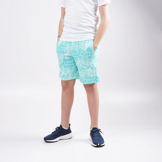 Adidas Performance Donovan Mitchell Παιδικό Σορτς