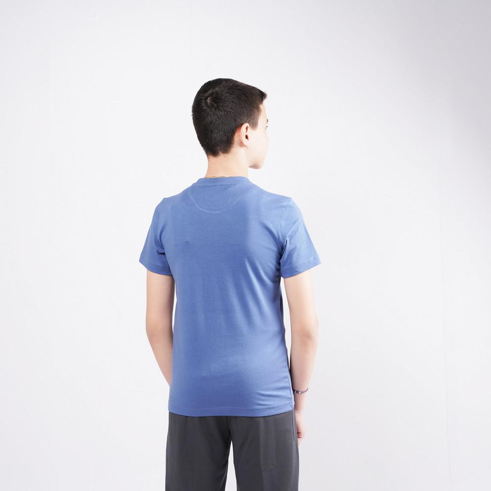Adidas Performance Camo Graphic Παιδικό Μπλουζάκι