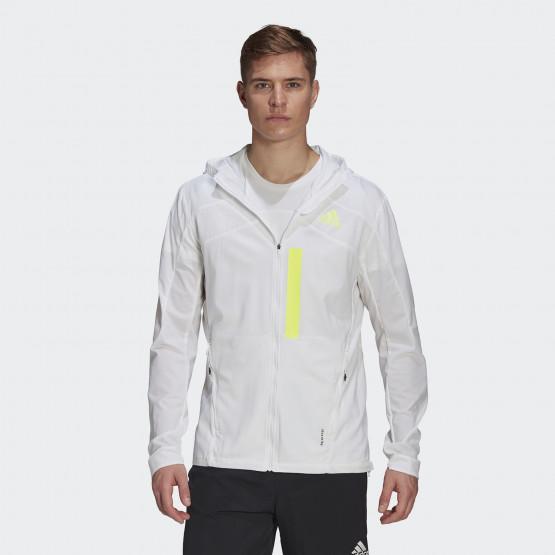 adidas Performance Marathon Translucent Ανδρική Ζακέτα