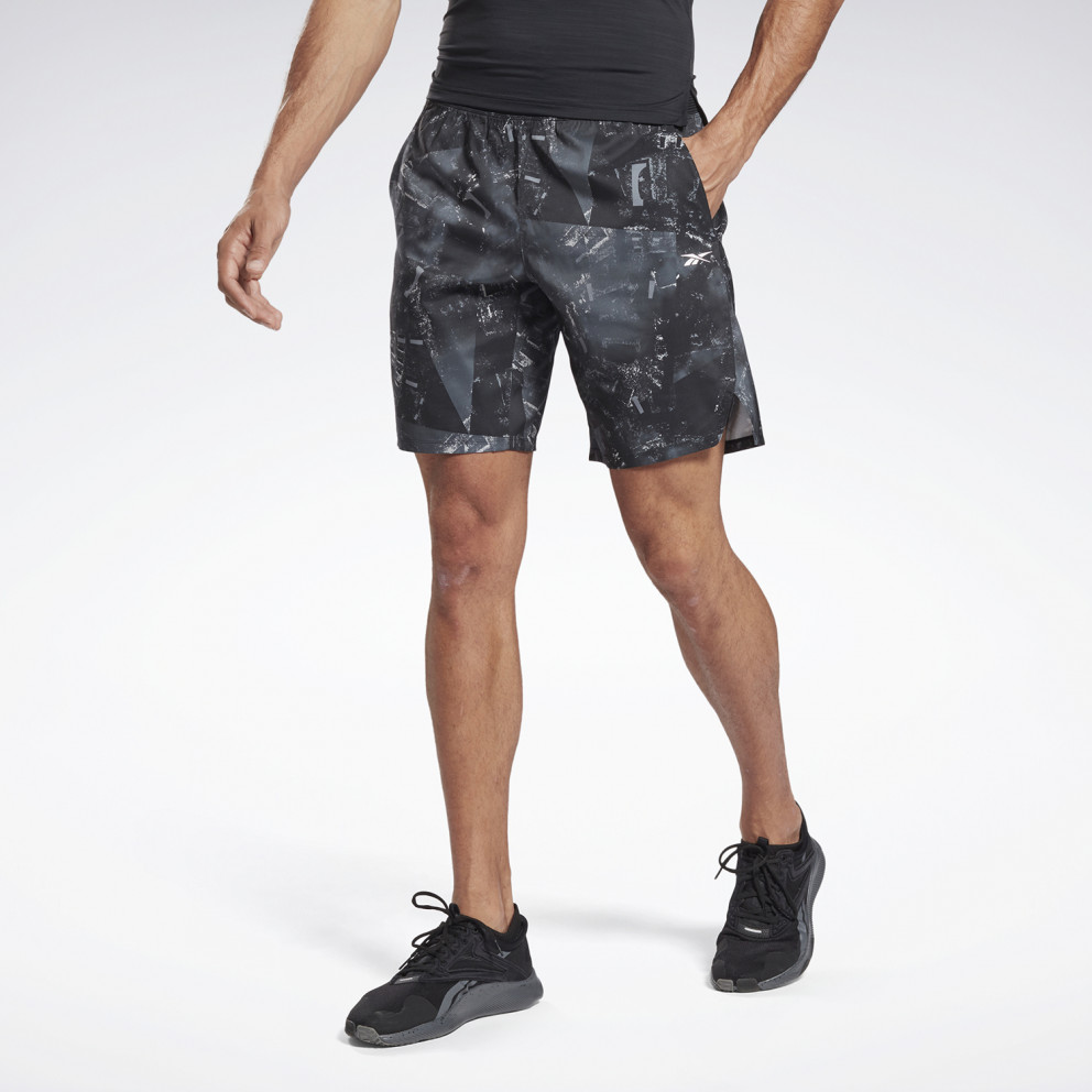Red Gray sports shorts Mens Lightweight Running basketball sports Shorts S-XL