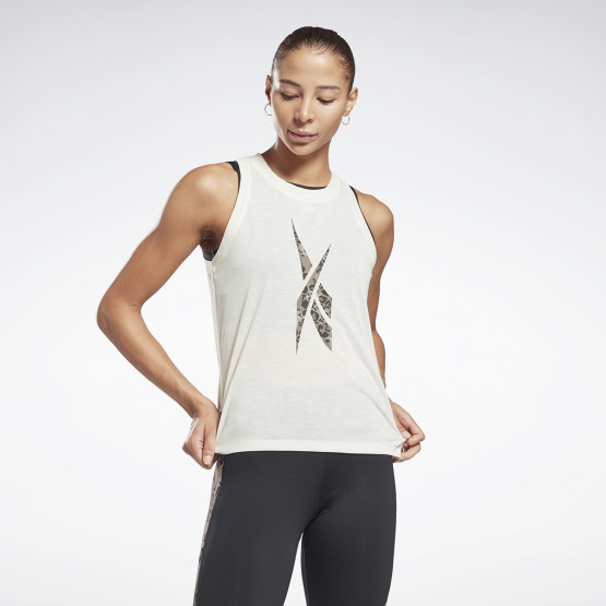 Reebok Sport Modern Safari Γυναικεία Αμάνικη Μπλούζα