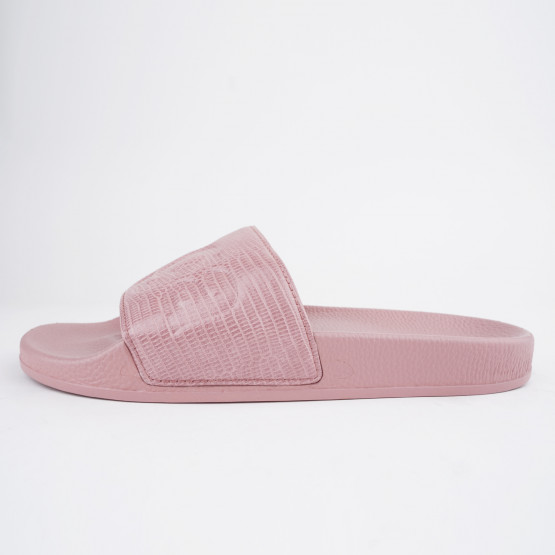 Superga 1908 Faux Lizard Women's Slides