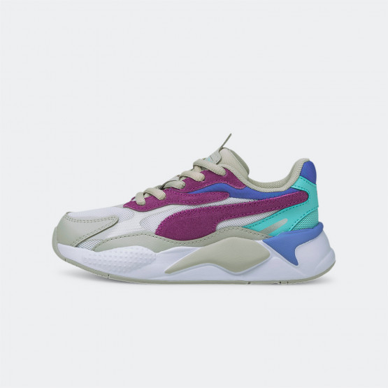 Puma Rs-X3 Neon Flame  Kid's Shoes