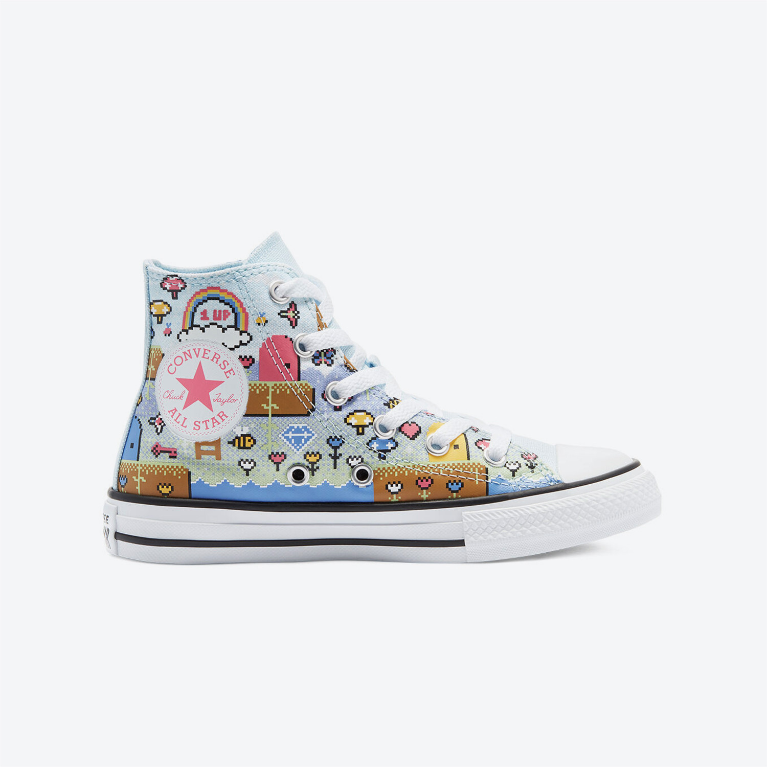 Converse Chuck Taylor All Star Gamer Παιδικά Παπούτσια (9000071227_51058)