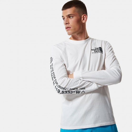 The North Face Coordinates Men's Long Sleeve Tee