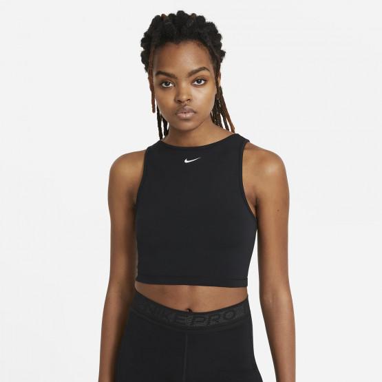 Nike Pro Γυναικεία Αμάνικη Μπλούζα Για Προπόνηση