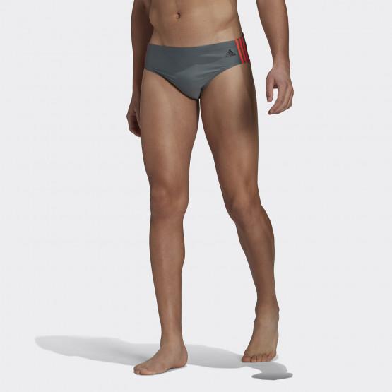 adidas Fitness 3-Stripes Men's Swim Trunks