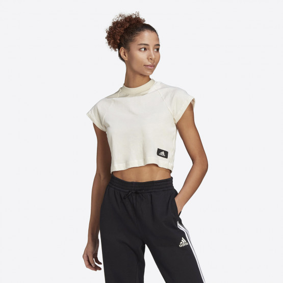 adidas Performance Recycled Cotton Γυναικείο T-shirt