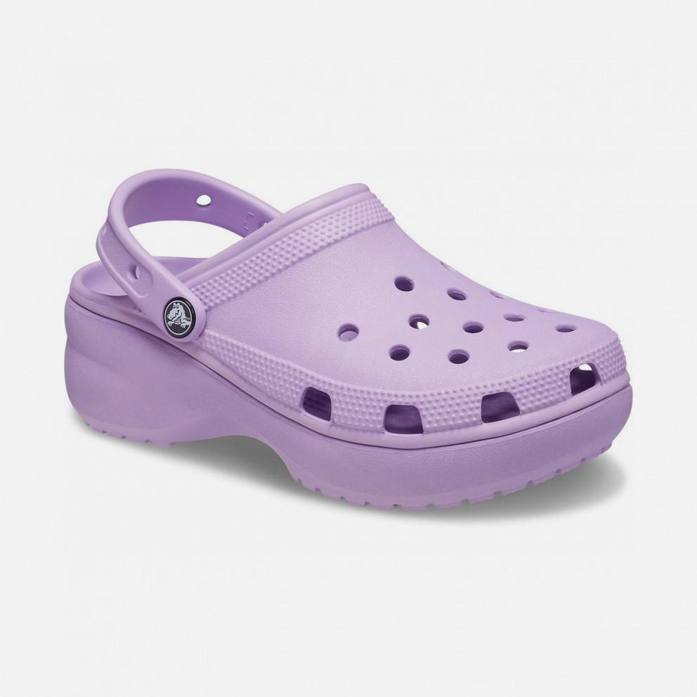 Crocs Classic Platform Γυναικεία Σανδάλια