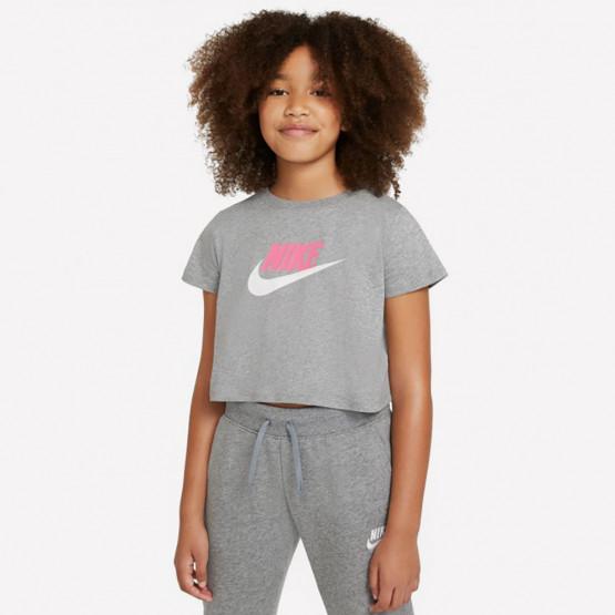 Nike Futura Παιδικό Crop Top T-Shirt