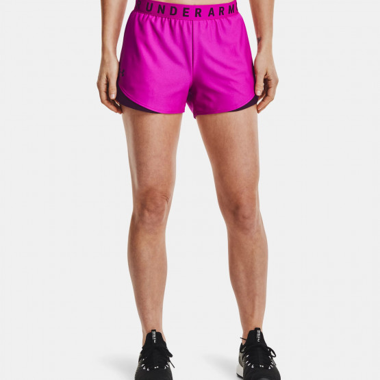 Under Armour Play Up 3.0 Twist Women's Shorts