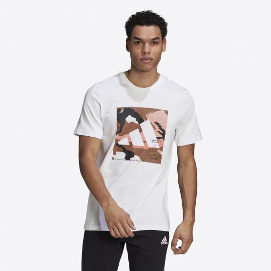adidas Performance Athletics Camo Ανδρικό T-shirt