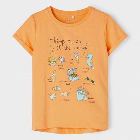 Name it Top Παιδική Μπλούζα