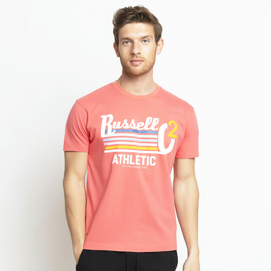 Russell Striped Ανδρικό T-Shirt